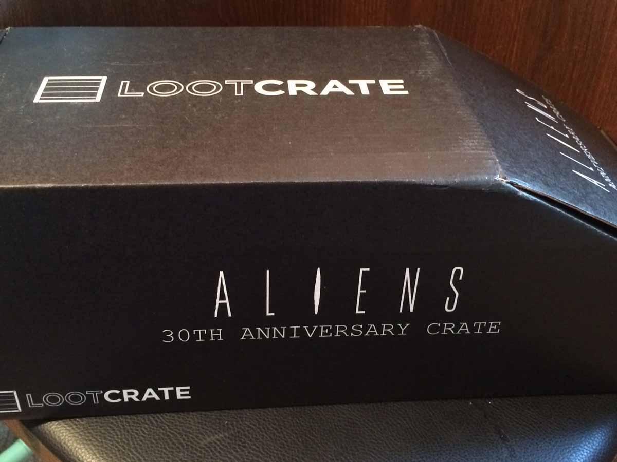 Loot Crate Aliens 001