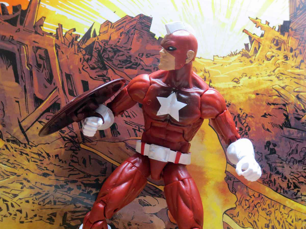 ML Captain America Series 2 014