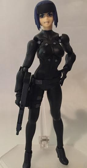 Figma Delivers Kusanagi Motoko From The New Ghost In The Shell Movie