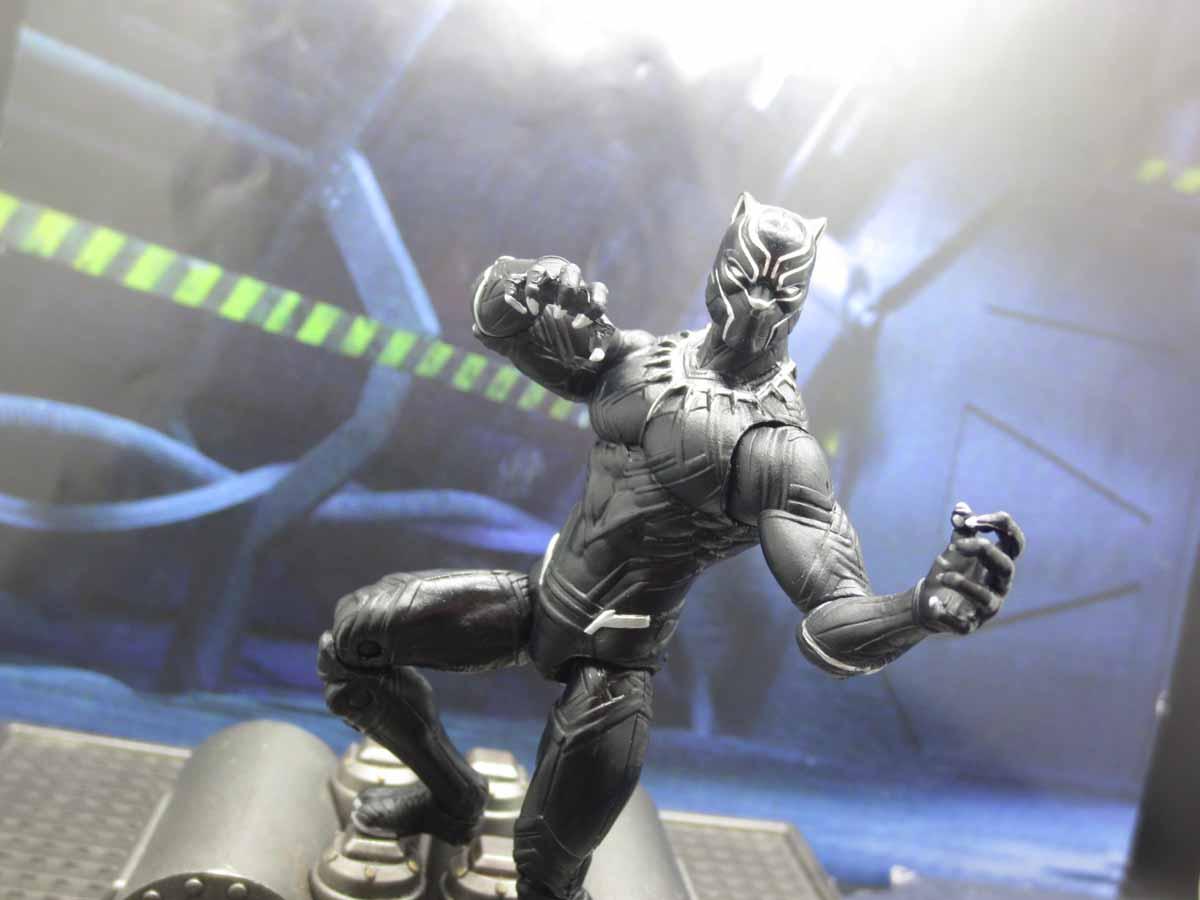 Civil War Panther Agent 13 013