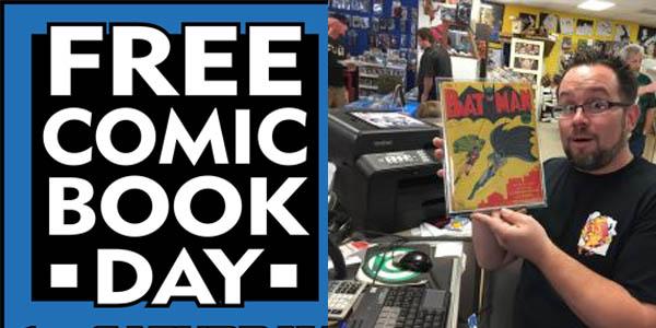 Free Comic Day