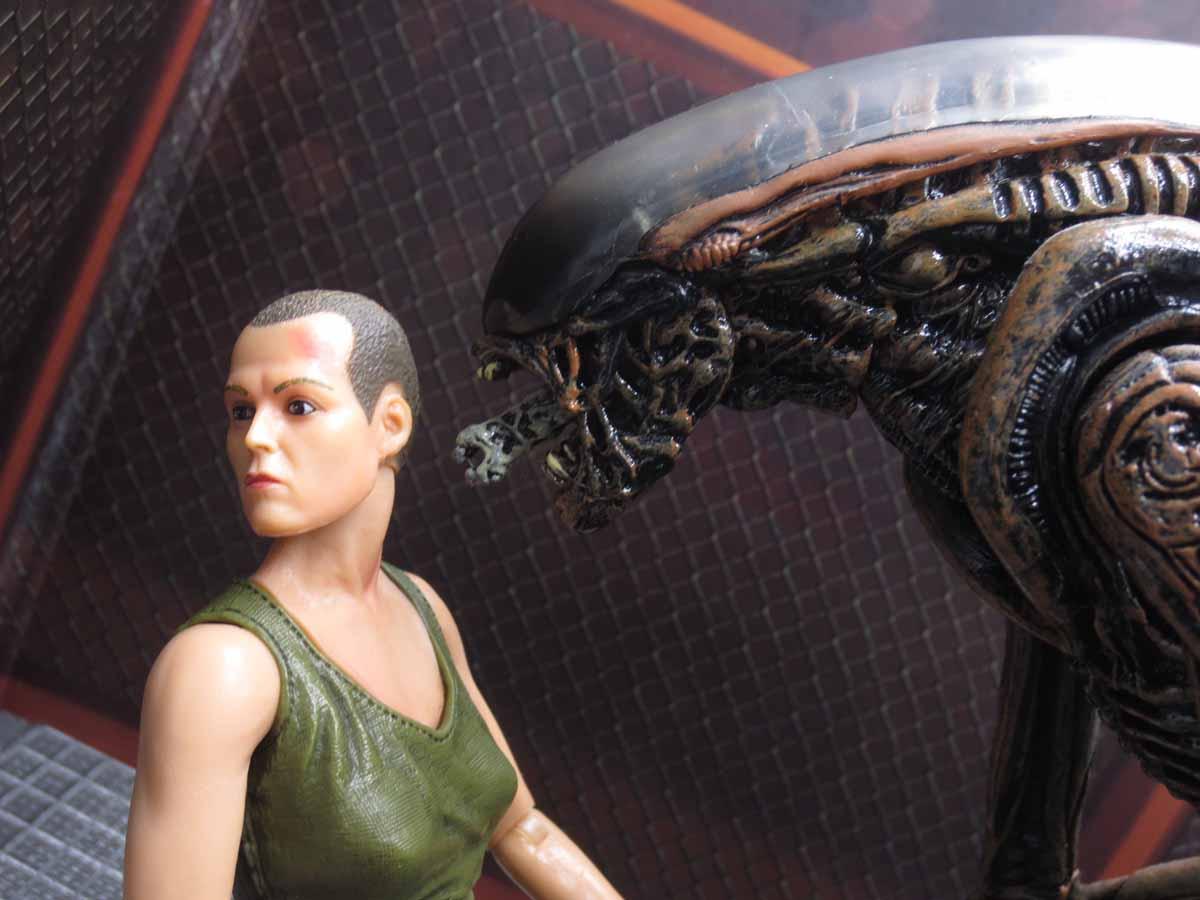 NECA Alien 3 014