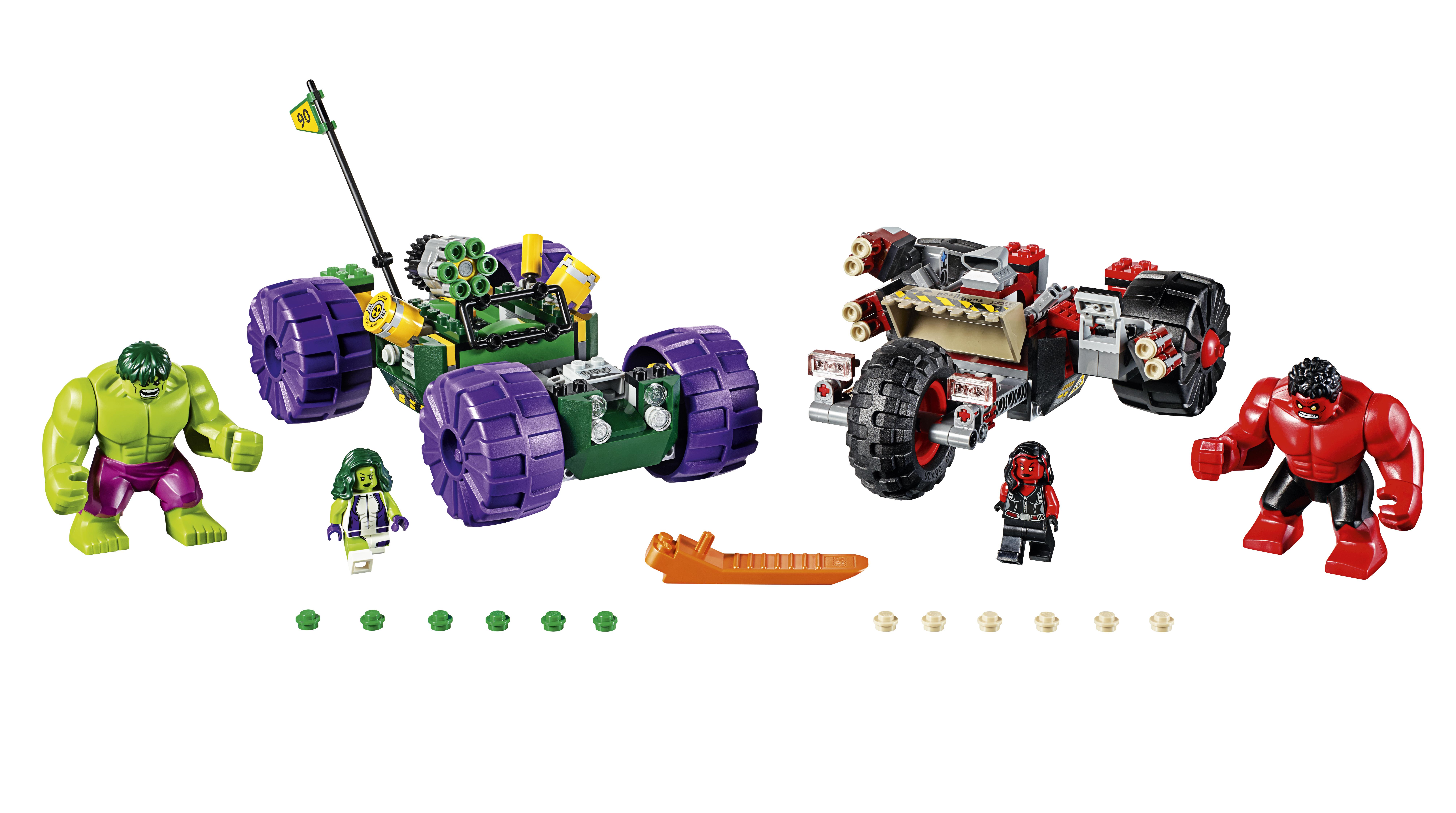 76078_LSH Hulk vs. Red Hulk