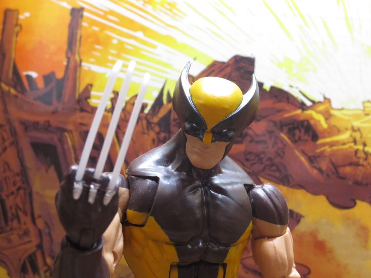 ML X Men Juggernaut Ser 009