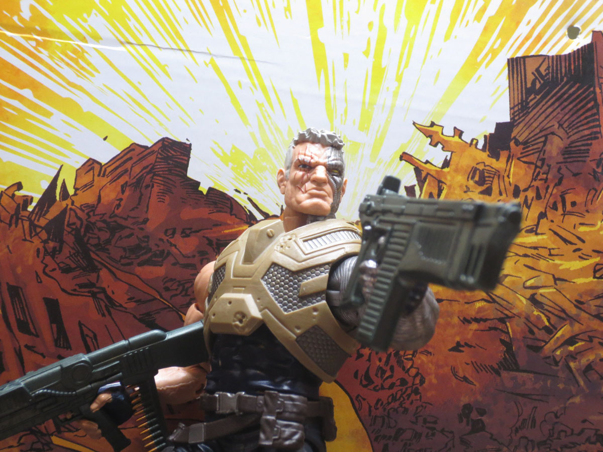 ML X Men Juggernaut Ser 020