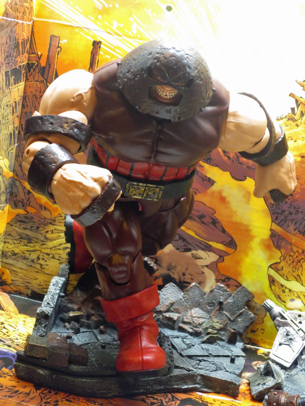 ML X Men Juggernaut Ser 057