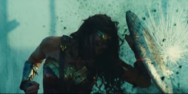 Wonder Woman SDCC16 Kastors Korner