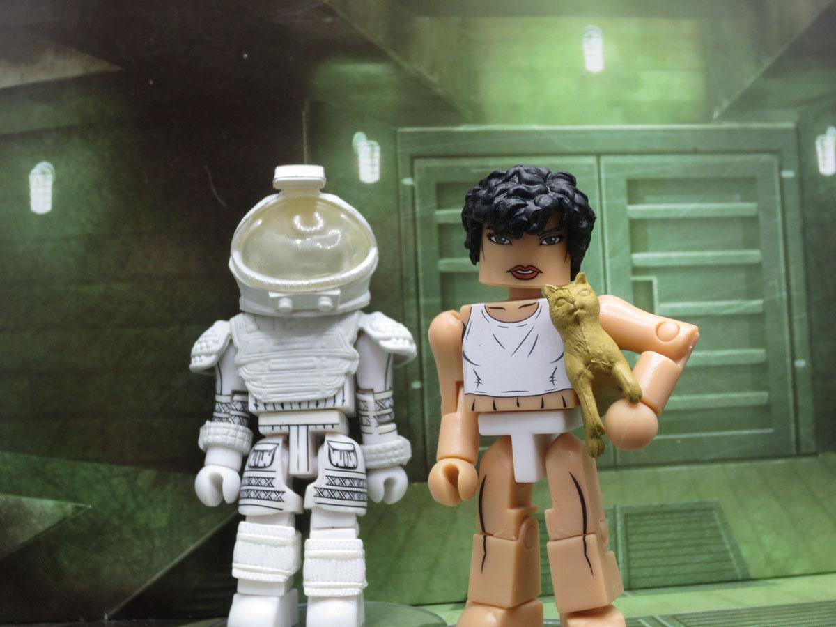 Alien Minimates Ser 3 009