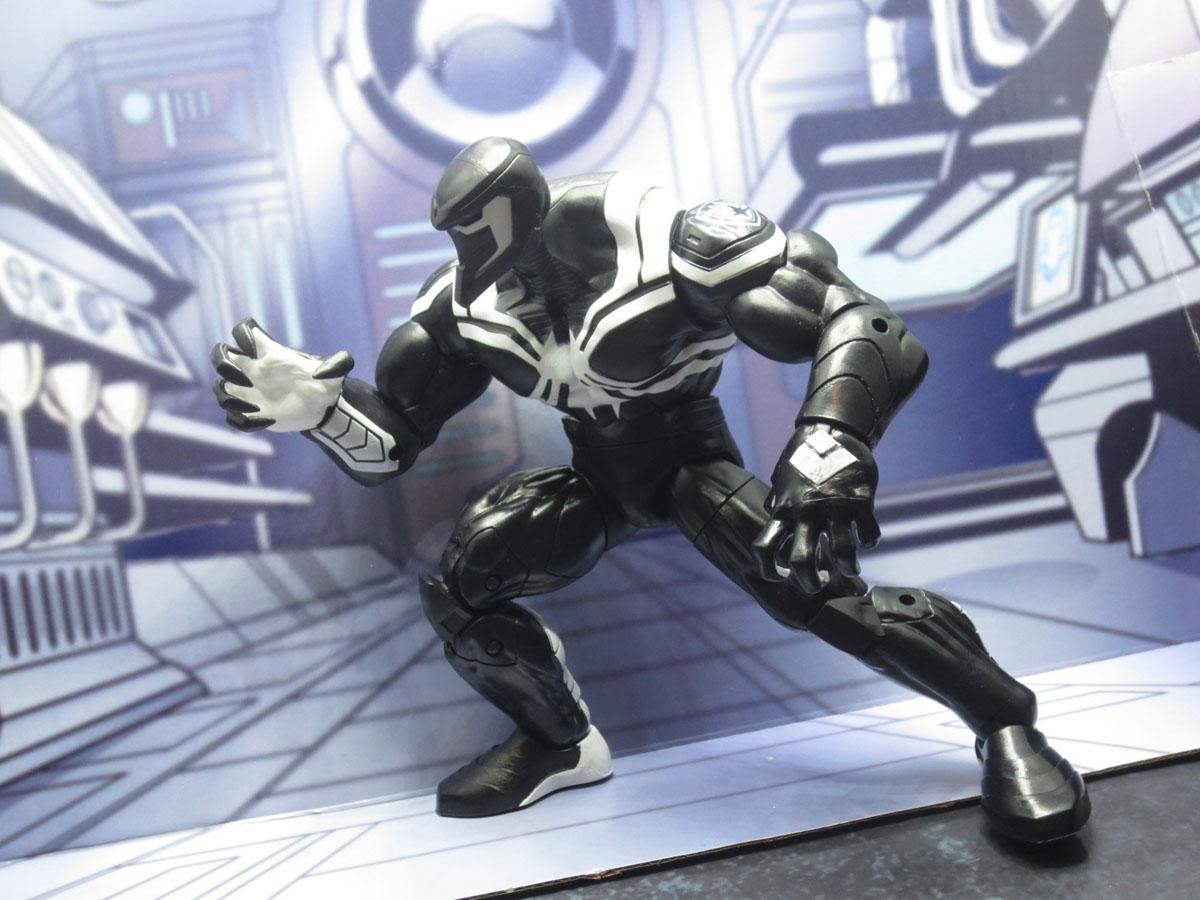 ML Spider Man Venom Ser 005