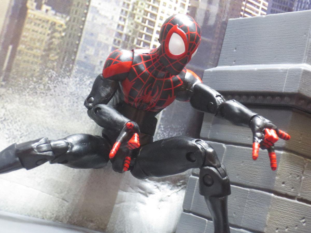 ML Spider Man Venom Ser 054