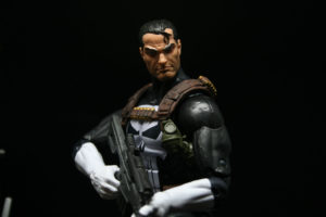 Walgreen's Exclusive Punisher- Marvel Legends Photos by Khalil Q