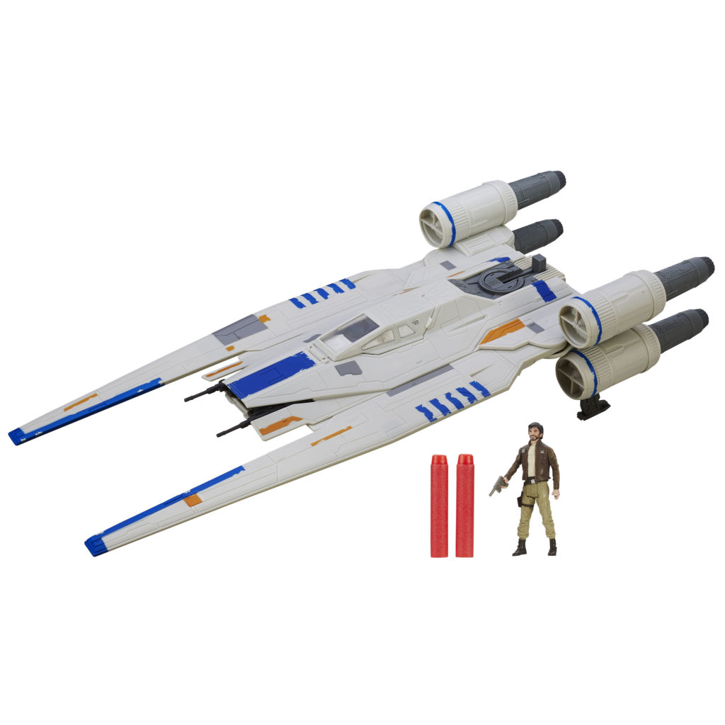 ROGUE ONE A STAR WARS STORY 3 75 INCH REBEL U WING FIGHTER Vehicle