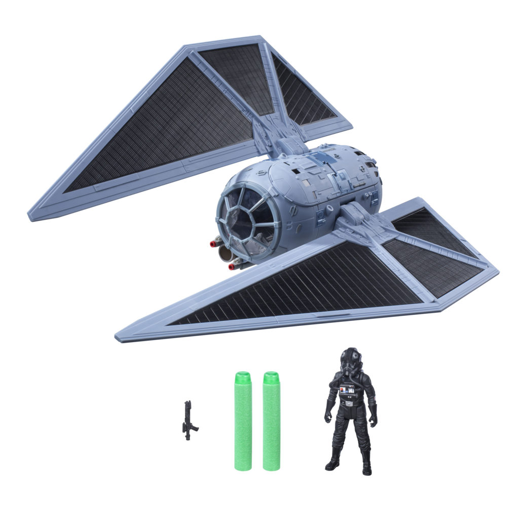 ROGUE ONE A STAR WARS STORY 3 75 iNCH TIE STRIKER Vehicle