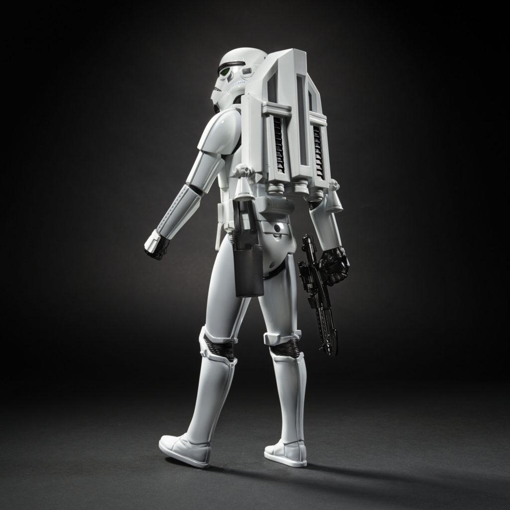 STAR WARS 12 iNCH InteracTech Imperial Stormtrooper Figure oop2