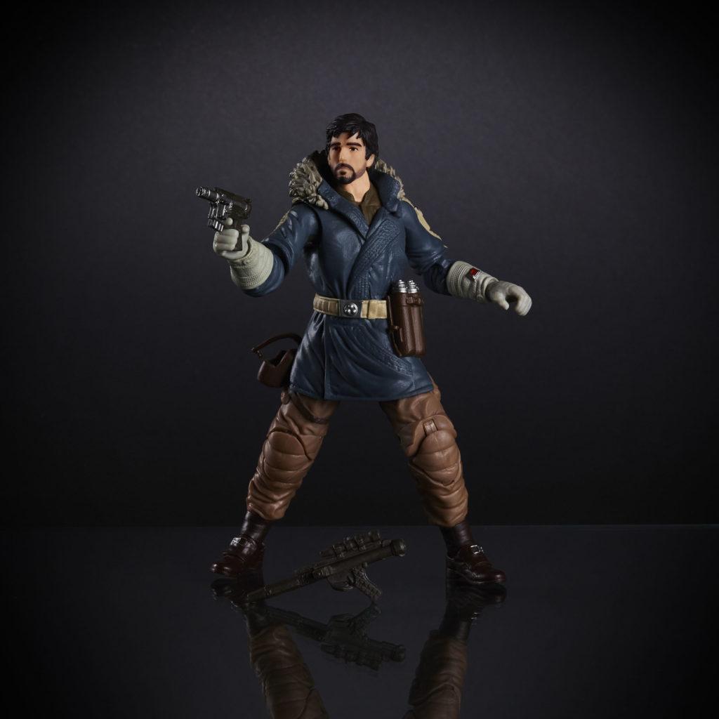 STAR WARS THE BLACK SERIES 6 Inch Figure Assortment Captain Cassian Andor