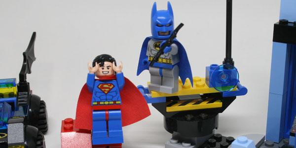 LEGO Junior Batcave Kastors Korner