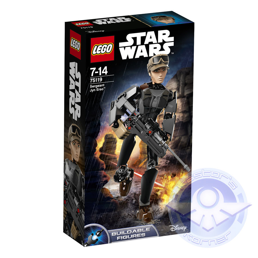 Rogue One Star Wars LEGO Kastors Korner 00