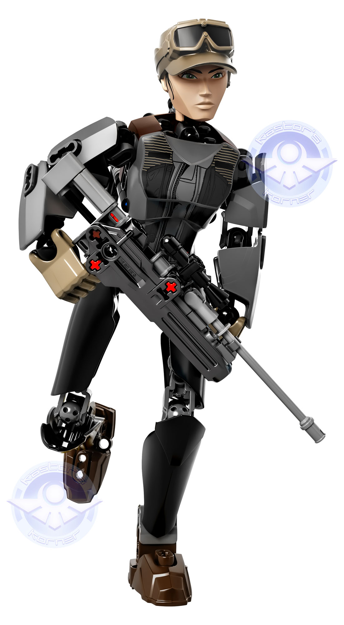 Rogue One Star Wars LEGO Kastors Korner 01