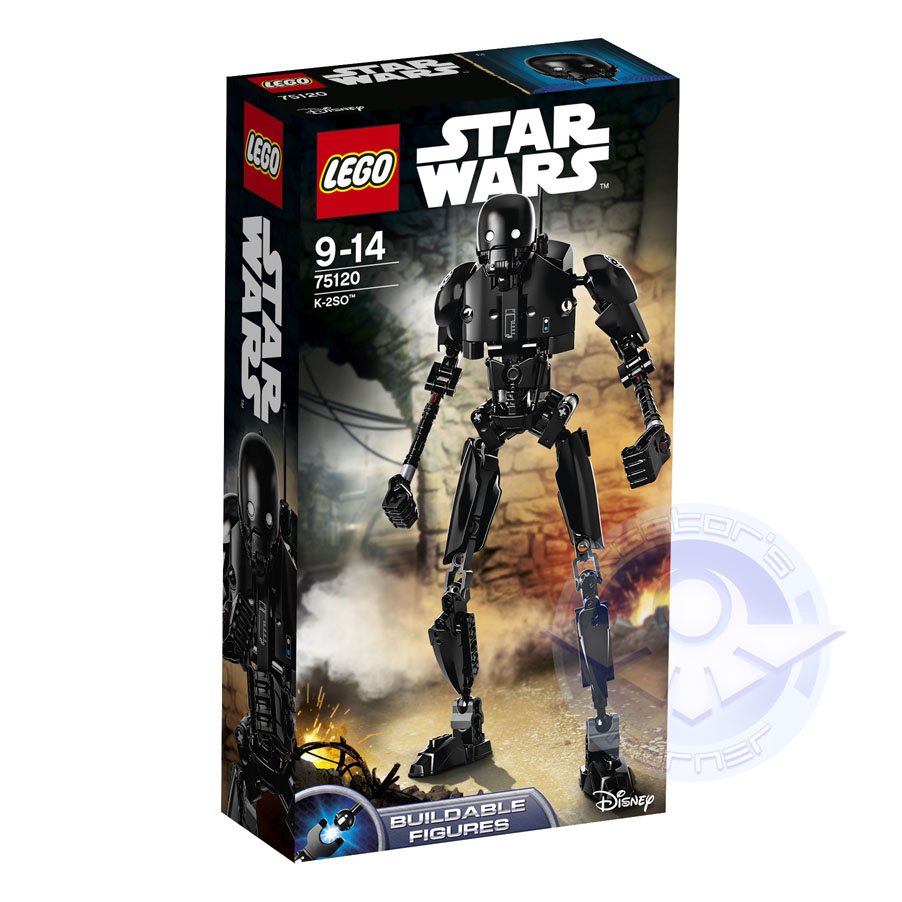 Rogue One Star Wars LEGO Kastors Korner 02