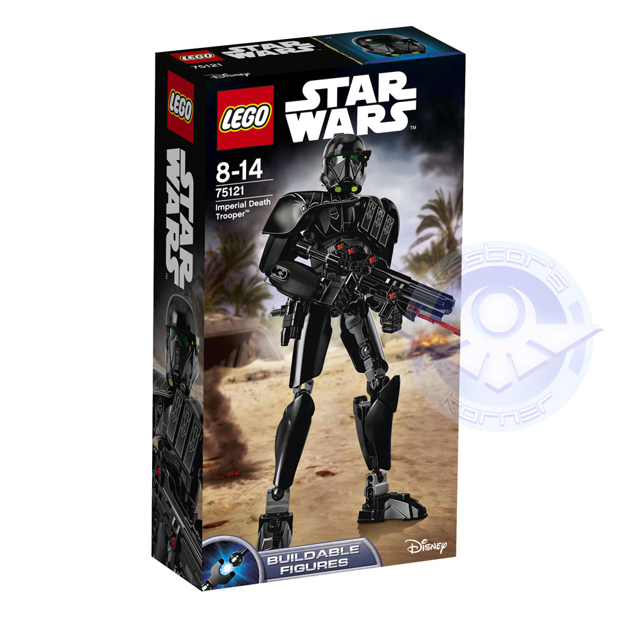 Rogue One Star Wars LEGO Kastors Korner 04