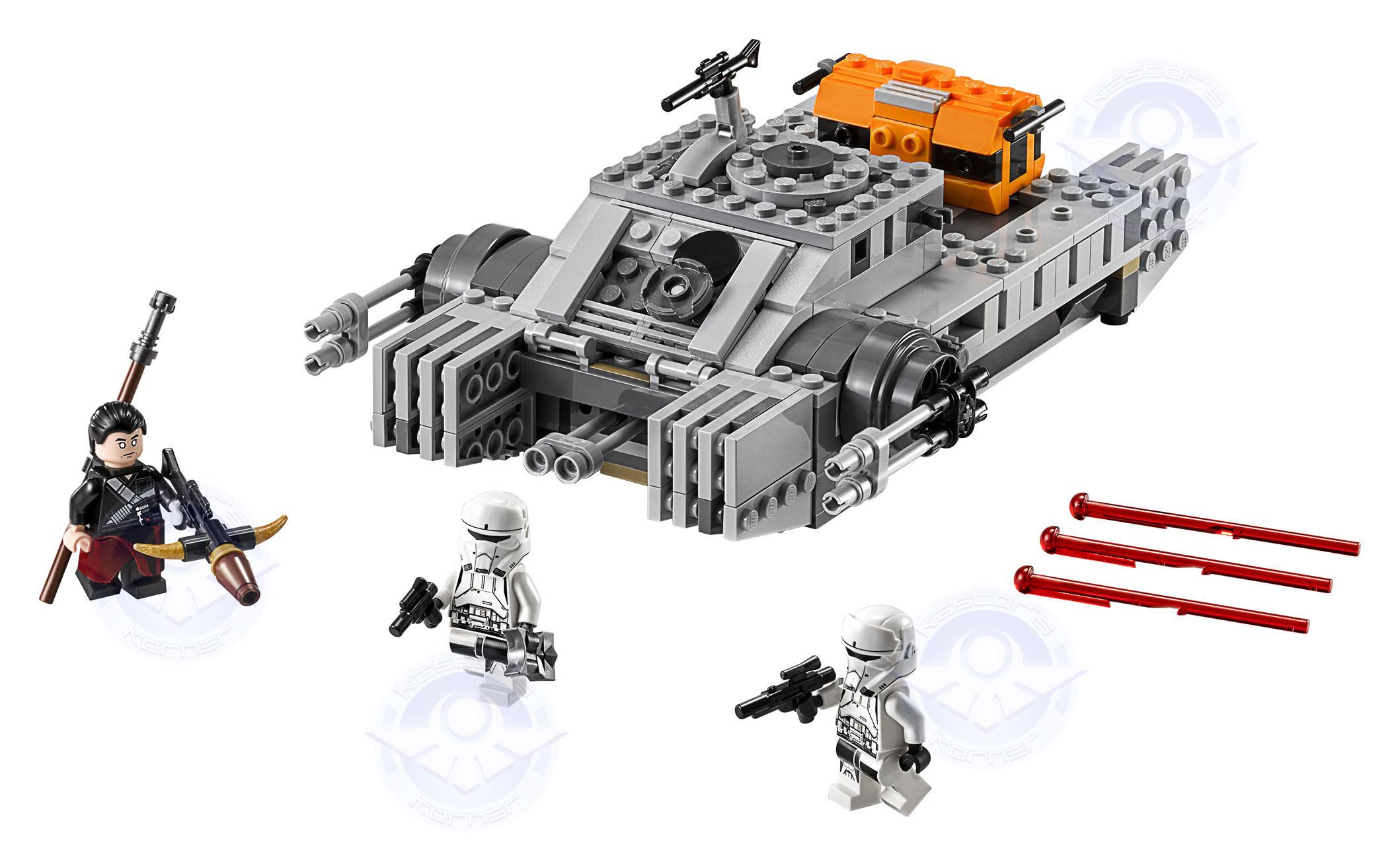 Rogue One Star Wars LEGO Kastors Korner 07