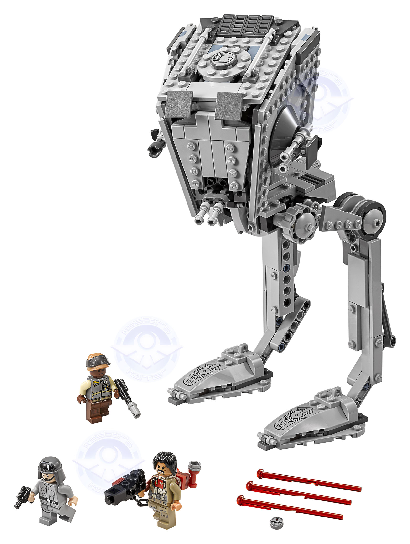 Rogue One Star Wars LEGO Kastors Korner 08