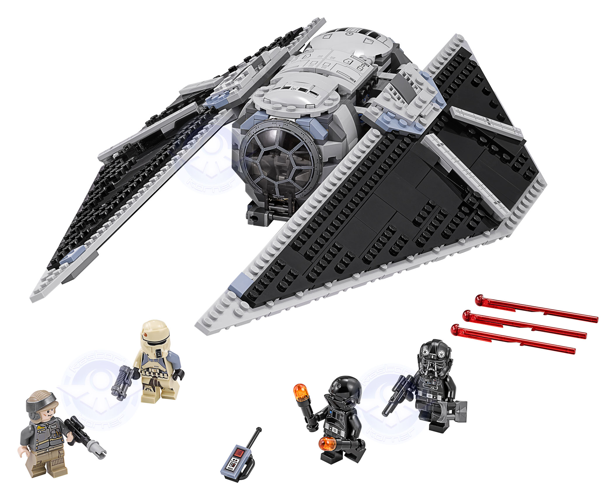 Rogue One Star Wars LEGO Kastors Korner 10