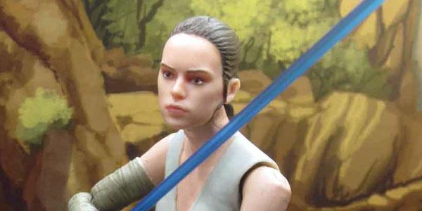 "Star Wars 6/"" Black Series Rey Island Journey NEW"