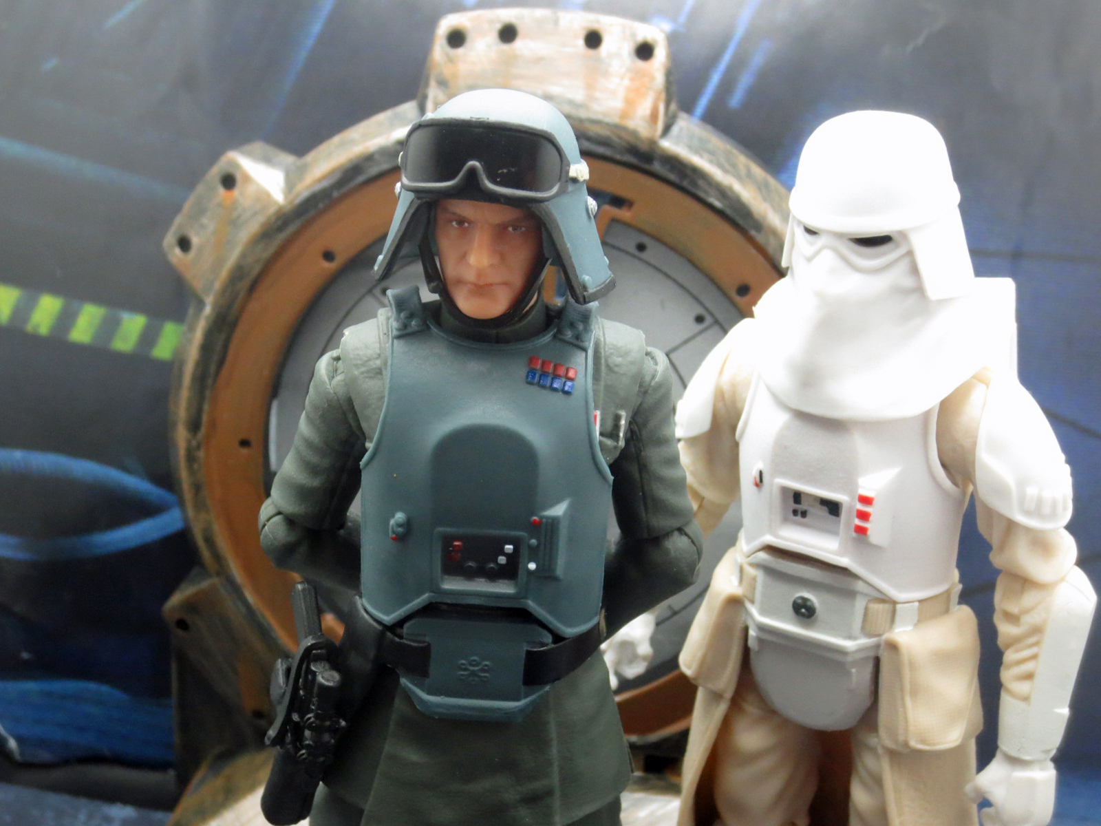 First Look Star Wars The Black Series General Veers Kastors Korner